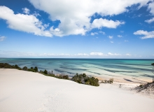 QLD-MoretonIsland-Dunes