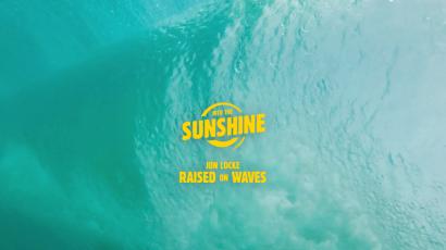 Raised on Waves